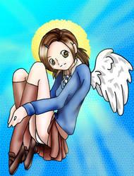 Hatsumi Angel by Maryina-Maxwell