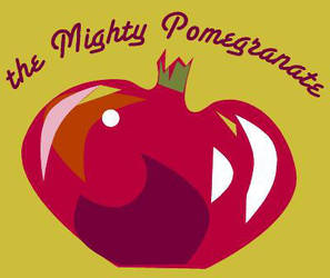 the mighty pomegranate by orangefrute88