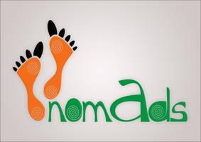 Nomads logo by jinosampanayil