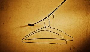Hanger by jinosampanayil
