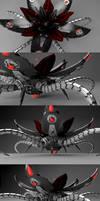 Fleur biomecanique by gaia2013