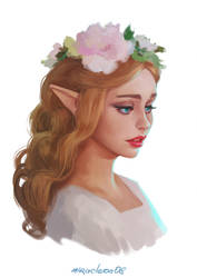 Elf by MiracleON