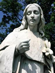 Mary by Flamesofmercy