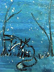 Cold silence. by karpfinchen