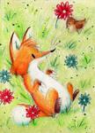 Daydreamer by karpfinchen