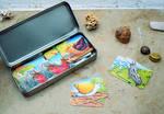 Snail Themed Memory Game by karpfinchen