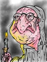 scrooge  by MikeAngerhauser