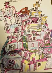 Ohio stacks by MikeAngerhauser