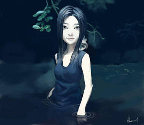 moon by salahh