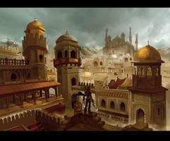 oriental dmc by salahh