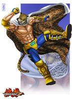The King Of Iron Fist Tournament 7 (KING) Default by Raydash30