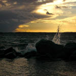 Wind, Water, Waves I by Photopathica