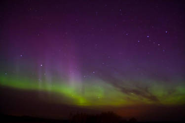 Aurora Borealis I by Photopathica