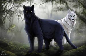 Der Daemon von Naruel - Mondgott by BlueHunter