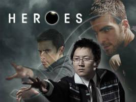 Heroes by KrieglA