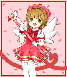Sakura by Sparkheart1