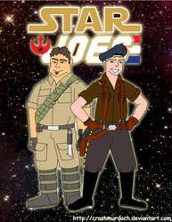 Podcast Payback 1: Star Joes by crashmurdoch