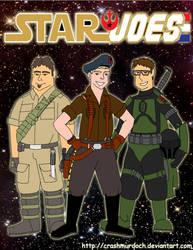 Star Joes Version 2 by crashmurdoch
