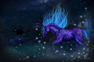 Star Stable Edit Galaxy Horse By Cvanilda On Deviantart