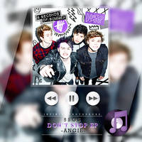 Don't Stop - 5SOS EP by MusicSoundsBetter