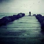 Ocean of tears by Julie-de-Waroquier