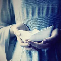 All my frail hopes by Julie-de-Waroquier