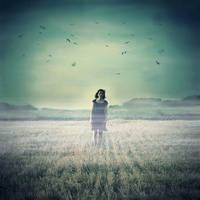Dark thoughts by Julie-de-Waroquier