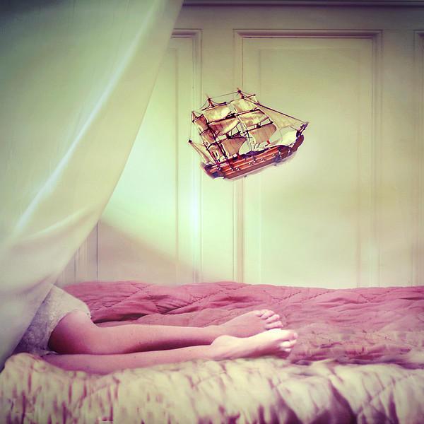 Wendy's dream by Julie-de-Waroquier