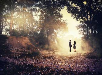 Fairy tale by Julie-de-Waroquier