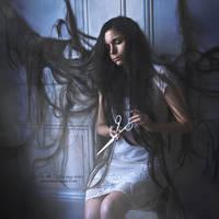 The web of fears by Julie-de-Waroquier
