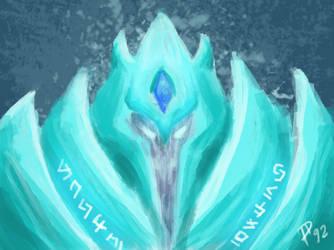 The Ice Guardian by Dorimen