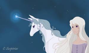 The last unicorn by Suspirias
