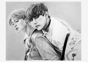 Bromance - VMIN ver. by Noonday-Sun