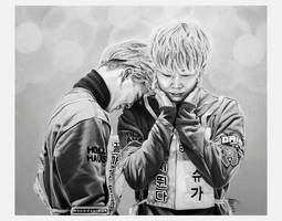 Bromance - YoonMin ver. by Noonday-Sun