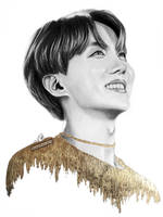 Golden Hyung - JHOPE by Noonday-Sun
