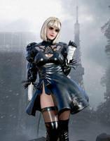 Emma cosplay by Poyntingve