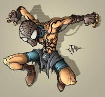 Spider-Man by JjAR01