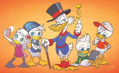 DuckTales by JjAR01