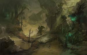 Reaper of Souls ideation sketch 01 by Nightblue-art