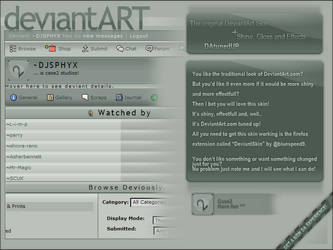 DeviantArt.com Tuned UP by DJSPHYX