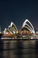 Sydney Opera by tomidczak