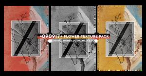 [10092017] FLOWER TEXTURE PaCK by btchdirectioner