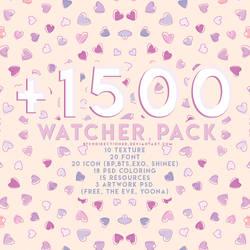 [130917] 1500 Watcher Pack by btchdirectioner