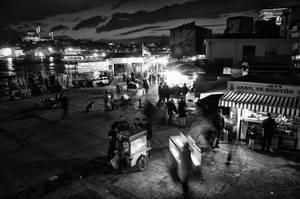Ghosts of the City II by AnilTamerYilmazz