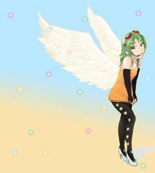 Gumi Angel by Akio14