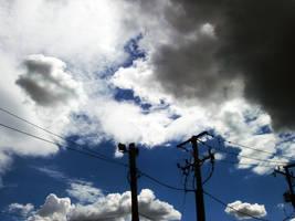 Dark Bright Sky by Archiver-Cante