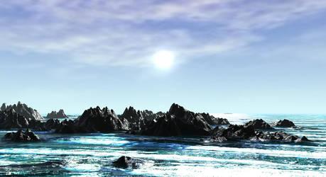Shoreline by Dakorillon