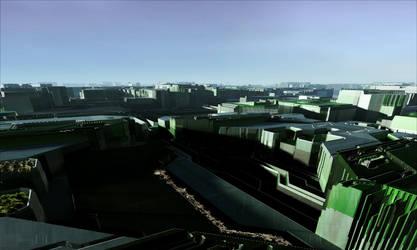 Green City by Dakorillon