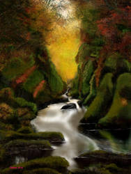 Fairy Gorge by Dakorillon