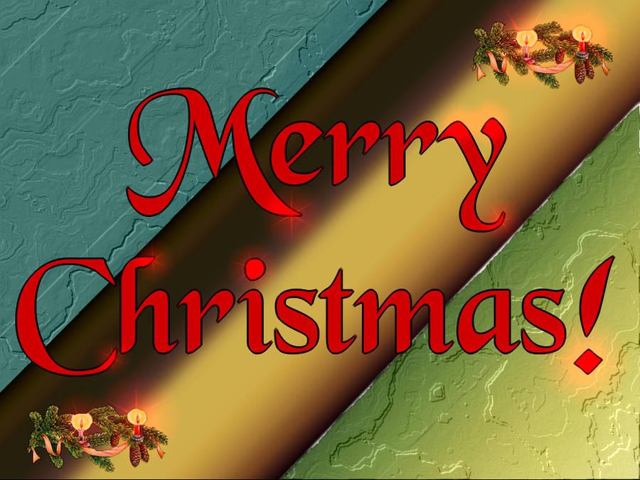 Merry Christmas by Dakorillon